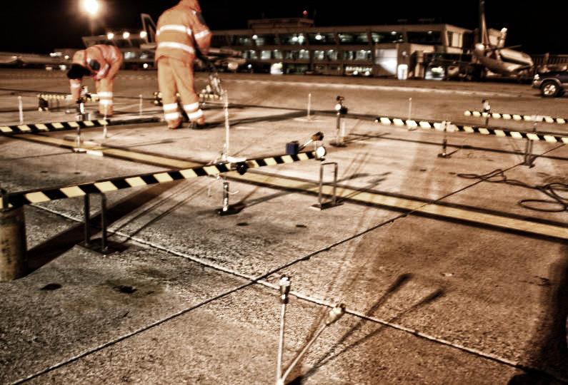 consolidamento pavimentazione aeroportuale geosec 1