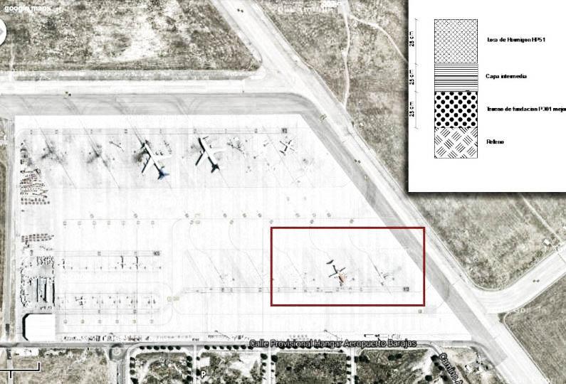 consolidamento pavimentazione aeroportuale geosec 18