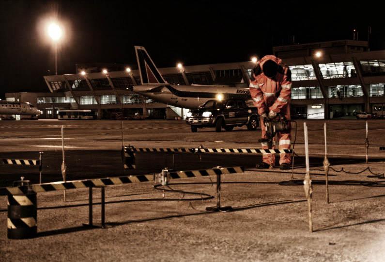 consolidamento pavimentazione aeroportuale geosec 6