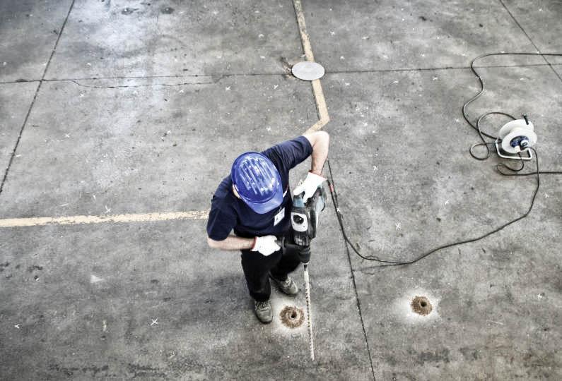 consolidamento pavimento industriale rho geosec 8