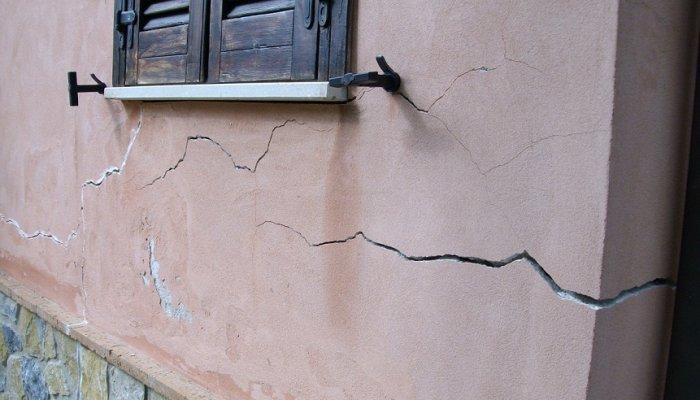 crepe nei muri geosec 5