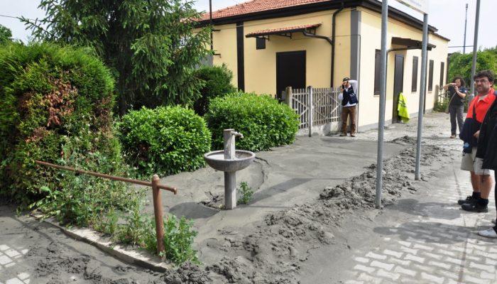 danni da liquefazione dei terreni di fondazione in caso di evento sismico