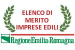 Elenco di merito imprese edili Emilia Romagna